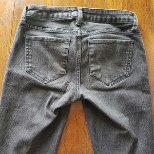 No Boundaries Pants - No boundaries skinny Jean's, cut knees